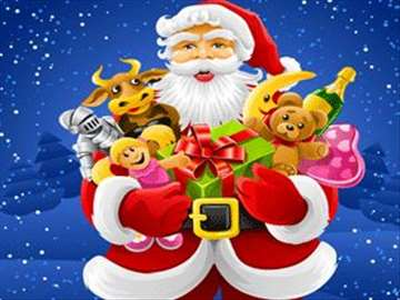 Deda Mraz kod vas