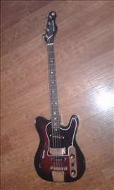 Jolana Iris bass gitara