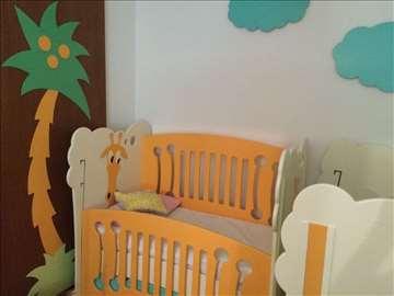 Decija  soba za  blizance XYLON