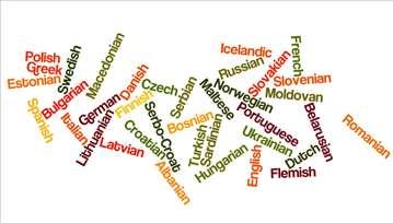 Svi evropski jezici