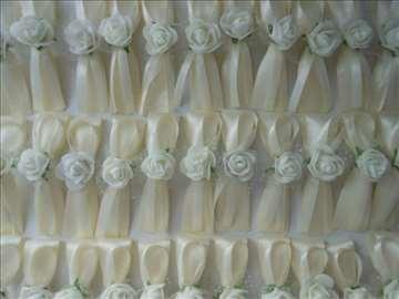 Cvetići za kićenje za svadbe