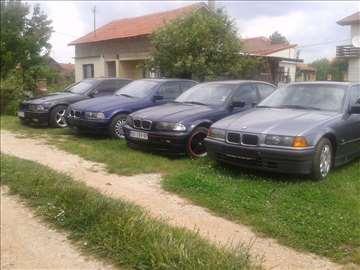 BMW E36 SVI DELOVI ZA LIMUZINE