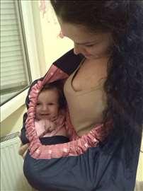 Baby Sling nosiljka veoma praktična