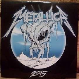 Zvanični kalendar Metallica za 2015.