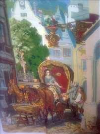 Vilerov goblen Svadbeno putovanje