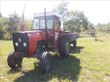 Traktor IMT 560 i prikolica kiperka
