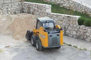 Utovarivač (bager) Veper model L90