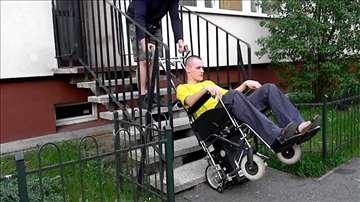 Stepenik sprava za invalidska kolica AKCIJA