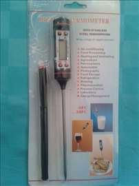 Digitalni termometar, meri od -50 do +300