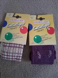 Dečje čarapice vrlo povoljno 2 komada