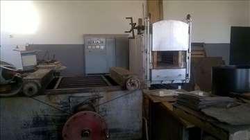 Na prodaju oprema za termičku obradu metala