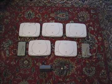 5 sonyplaystation1 neispravnih
