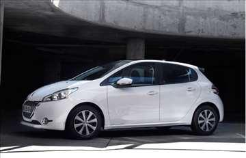 Peugeot 208 Elektrika I Paljenje