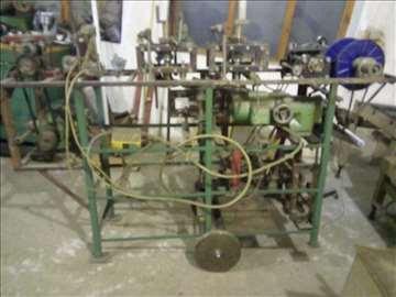 Mašina za nizanje olova na kanap