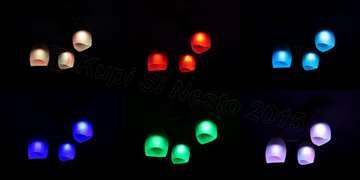 RGB LED sijalica sa daljinskim