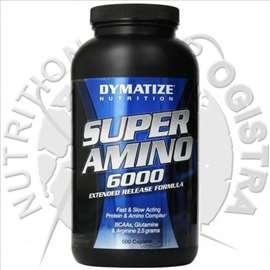 Super Amino 6000 500 kapleta
