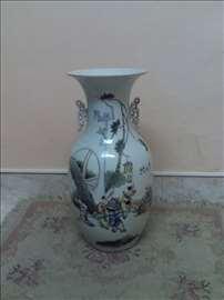 Antička vaza - samuraji - grožđe