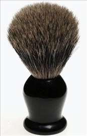 Luksuzna četka za brijanje od jazavca PROMO CENA