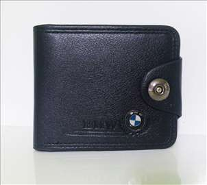 Kožni novčanik BMW
