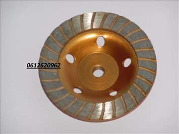 Dijamantska ploča za brušenje 125mm