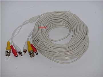 Kablovi za video nadzor od 30 M