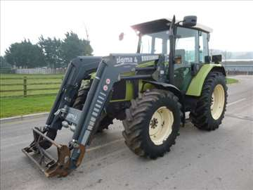 Hurlimann XT-909 traktor