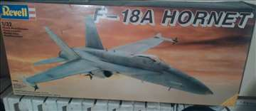 Revell F-18A Hornet 1/32