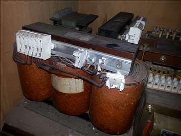 Trofazni trafo snage 3kW