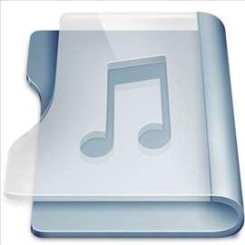 Tekstovi pjesama za android uređaj