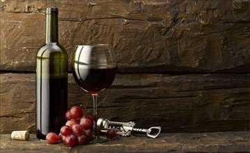 Kvalitetno domaće vino