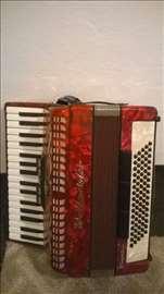 Weltmeister harmonika 80 basova
