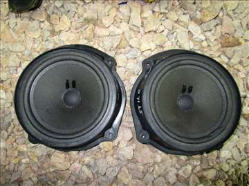 Fiat Stilo zvučnici