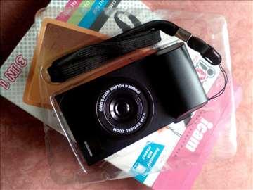 Maska iPhone fotoaparat