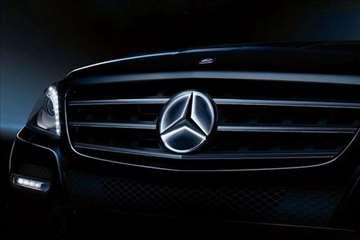 Mercedes A, B, C, CLS, E, ML, S u delovima