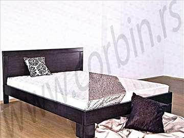 Monaco krevet i Memoryplus dušek 160x200