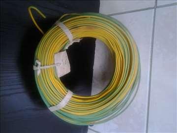 Pf žica 1,5 mm žuto zelena