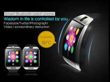 Smart Watch Q18 Top Model 2016