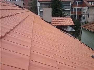 Izrada svih vrsta krovova-staro-novo