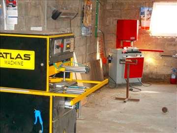 Mašine za PVC i aluminijum
