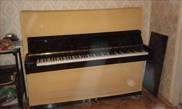 Pianino, Čajka, SSSR, metal. konstrukcuja, kao nov