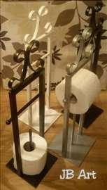 Držač za toalet papir, novo, plastifikacija
