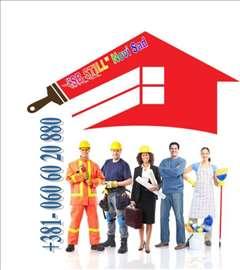 Renoviranje stanova i kuća