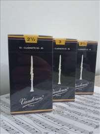 Vandoren trske za klarinet