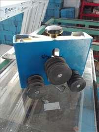 Mašina za savijanje alulajsni za staklo