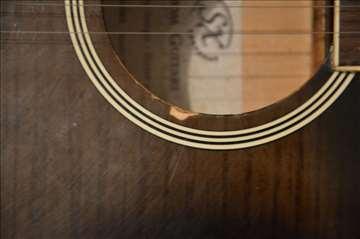 Ozvučena akustična gitara SX-ACG168BKS