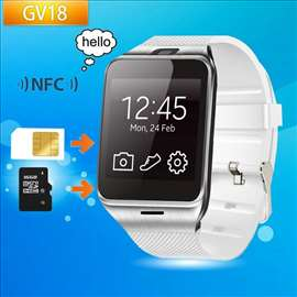 Smart watch Aplus GV 18 Waterproof White