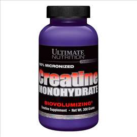 Creatine Monohydrate, 300gr