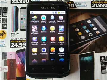 Prodajem mobilni telefon Alcatel One Touch 991