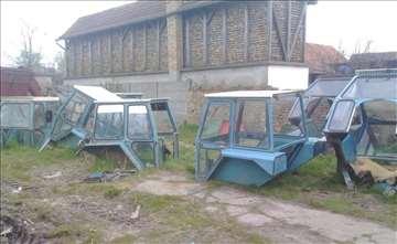 Prodajem sve vrste kabina za Rakovicu