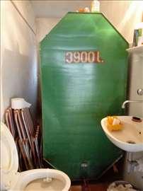 Cisterna 4t, 3900l